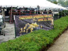 Cherokee Feed & Seed Gainesville - 2015 Customer Appreciation Day