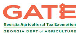 Georgia Agriculture Tax Exemption program (GATE)