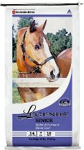 Legends Senior Horse Feed