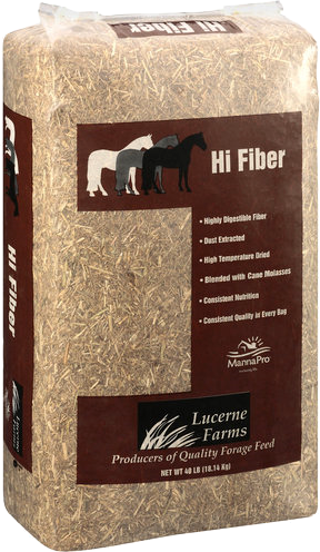 Lucerne Farms Hi Fiber Forage Feed