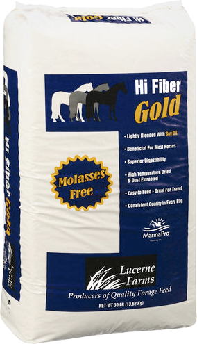 Lucerne Farms Hi Fiber Gold Forage Feed
