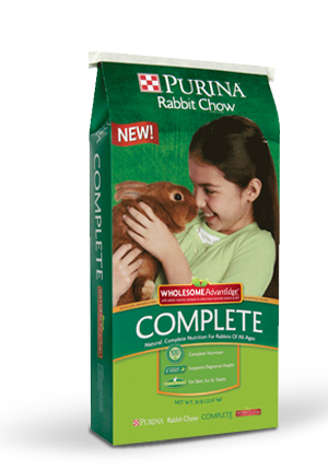 Purina Rabbit Chow Complete at Cherokee Feed & Seed