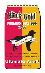 Black Gold Dog Food