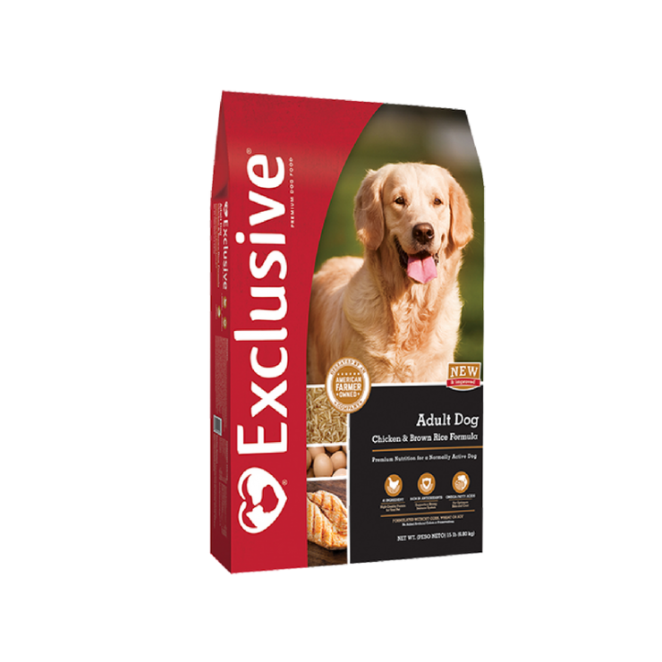 Exclusive Adult Dog Food