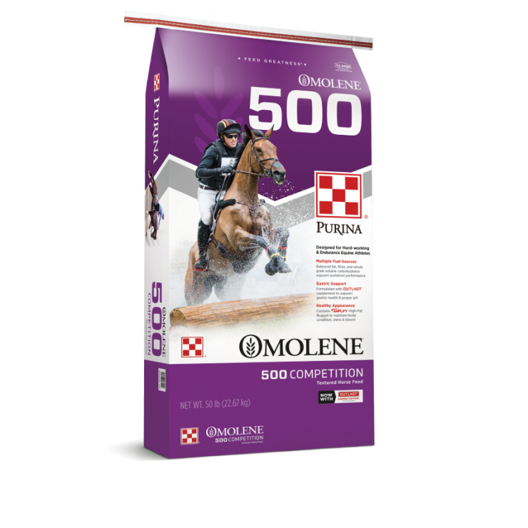 Omolene #500 Competition Horse Feed