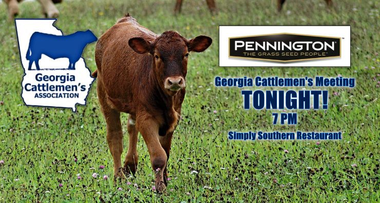 Cattlemen's Meeting Tonight at 7 PM