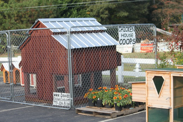 Chick Coops for sale at Cherokee Feed & Seed