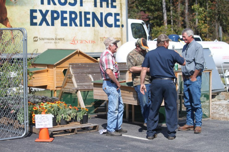 Cherokee Feed & Seed - 8th Annual Customer Appreciation Day - October 13, 2012