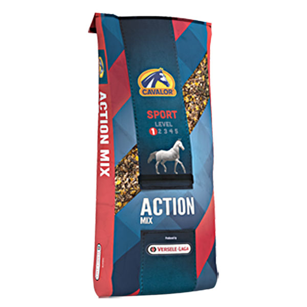 Cavalor Sport Action Mix Horse Feed 20 kg