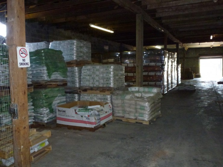 Cherokee Feed & Seed has two locations - Gainesville and Ball Ground, GA