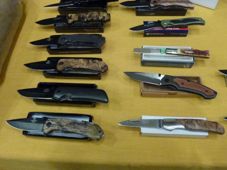Cherokee Feed & Seed carries many brands of hunting knives including Case.