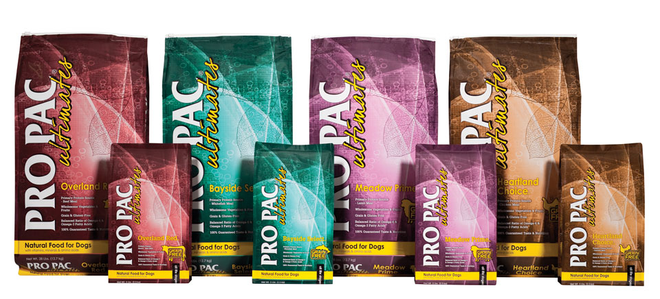 PRO PAC® Ultimates™ Line of Grain-Free, Dog Food. on sale at Cherokee Feed & Seed