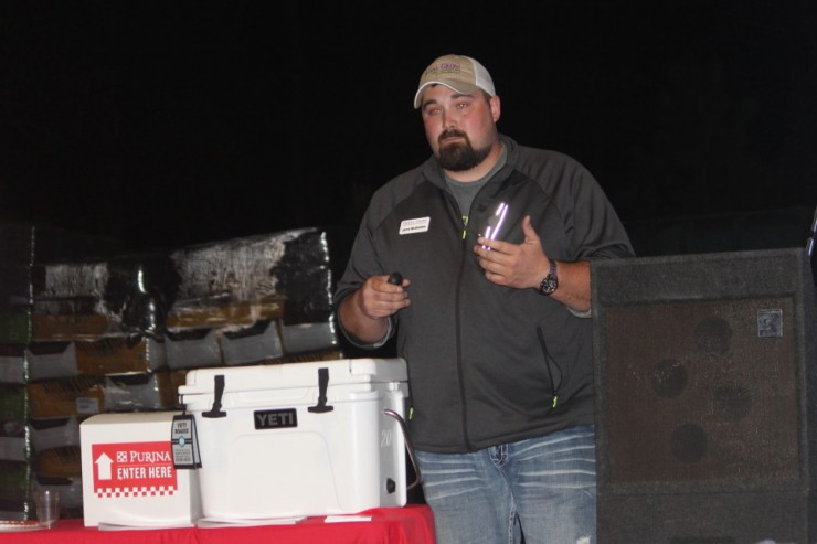 Purina Cattle Mineral Meeting - FREE YETI Cooler Giveaway