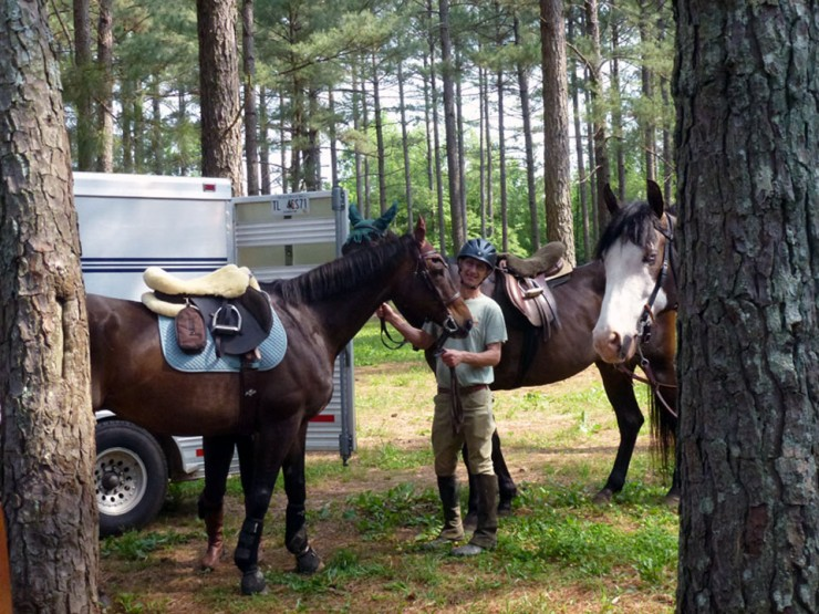 Cherokee County has equestrian trails