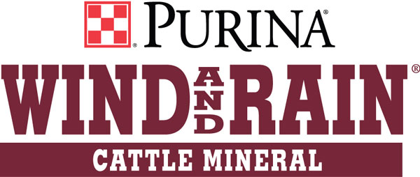 Purina Wind & Storm Minerals are available at Cherokee Feed & Seed stores