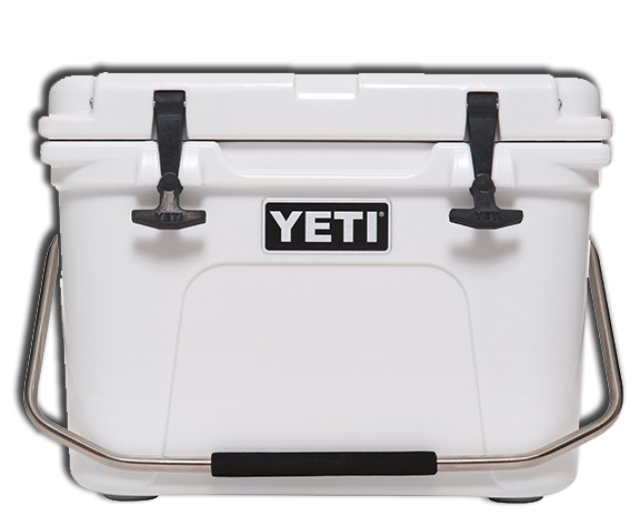 WIN a YETI Roadie Cooler!