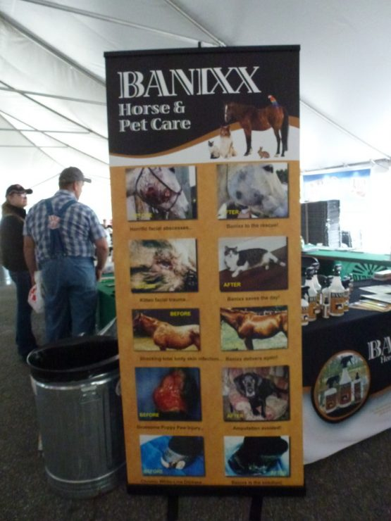 Banixx - Available at Cherokee Feed & Seed stores in GA