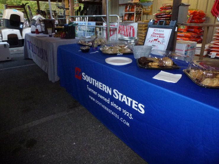 Southern States was a sponsor of the FREE Horse Health Seminar at Cherokee Feed & Seed in Ball Ground, GA