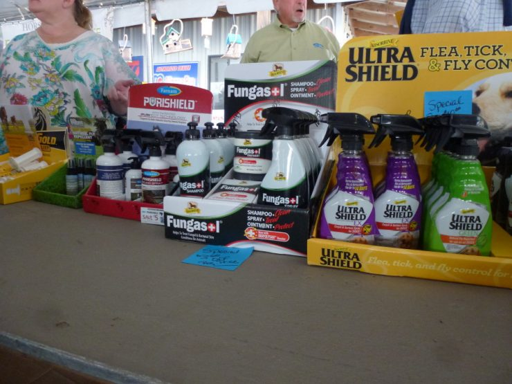 Horse Health products at Cherokee Feed & Seed Stores - GA