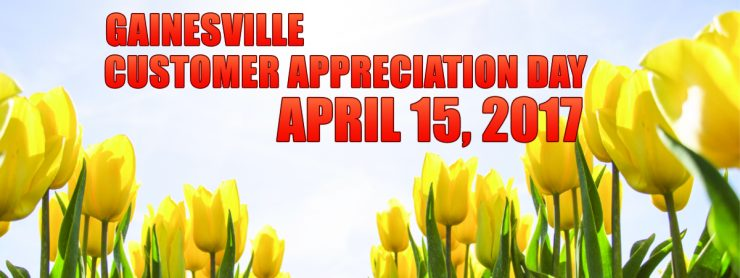 Cherokee Feed & Seed Gainesville Customer Appreciation Day - April 15, 2017