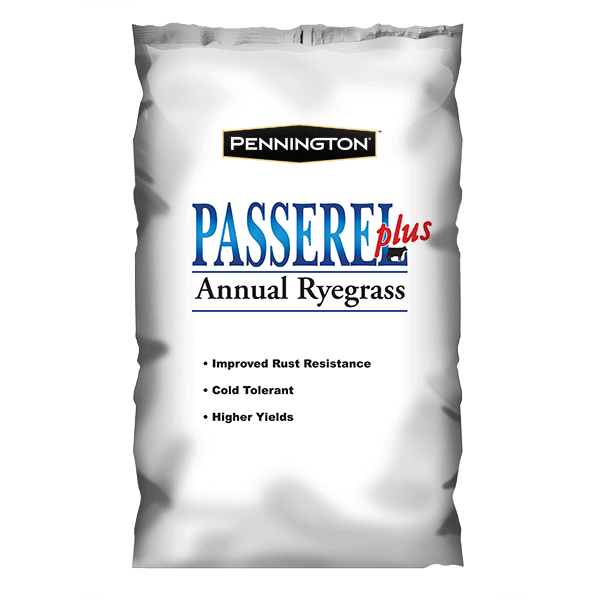 Pennington Passerel Plus Annual Ryegrass - Cherokee Feed & Seed, GA