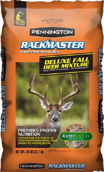 Pennington Rackmaster Food Plot Seed Mix