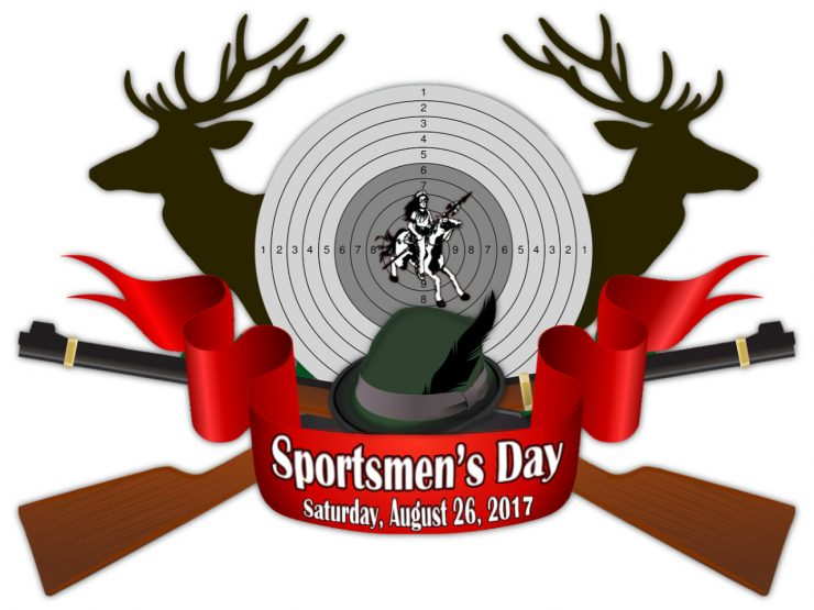 Sportsmen's Day is Saturday, August 26, 2017 at Cherokee Feed & Seed in Ball Ground, GA