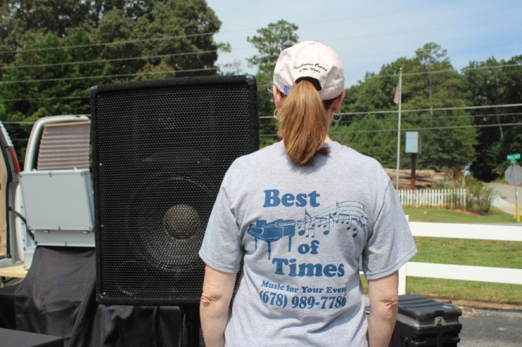 Best of Times provided music for our event - 678-989-7786