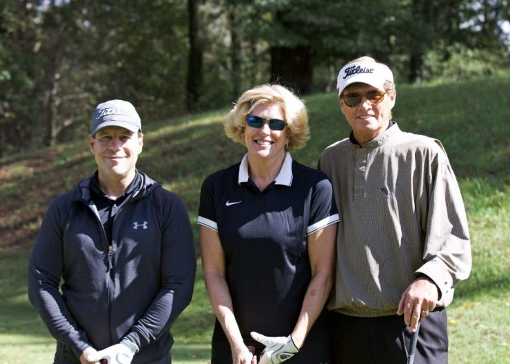 For the Love of a Horse Golf Tournament 2017 - First Place Winners