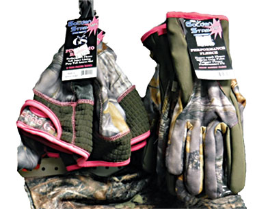 Fleece-Lined Hunting Gloves, Beanies and Balaclavas