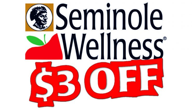 $3 OFF Seminole Wellness Horse Feeds