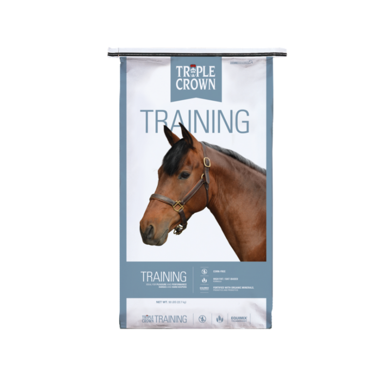 Triple Crown Training Horse Feed
