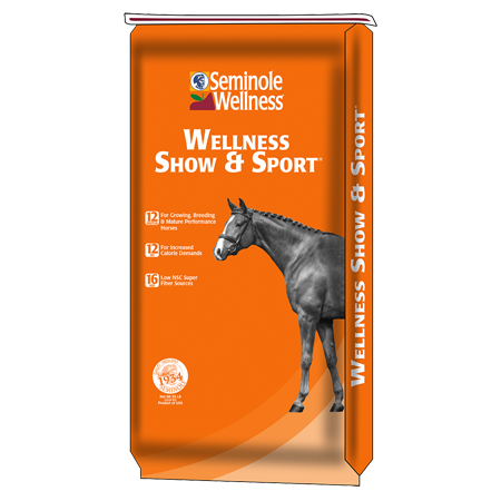 Seminole Wellness Show and Sport Horse Feed