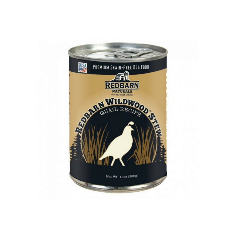 Redbarn Quail Wildwoods Stew Dog Food