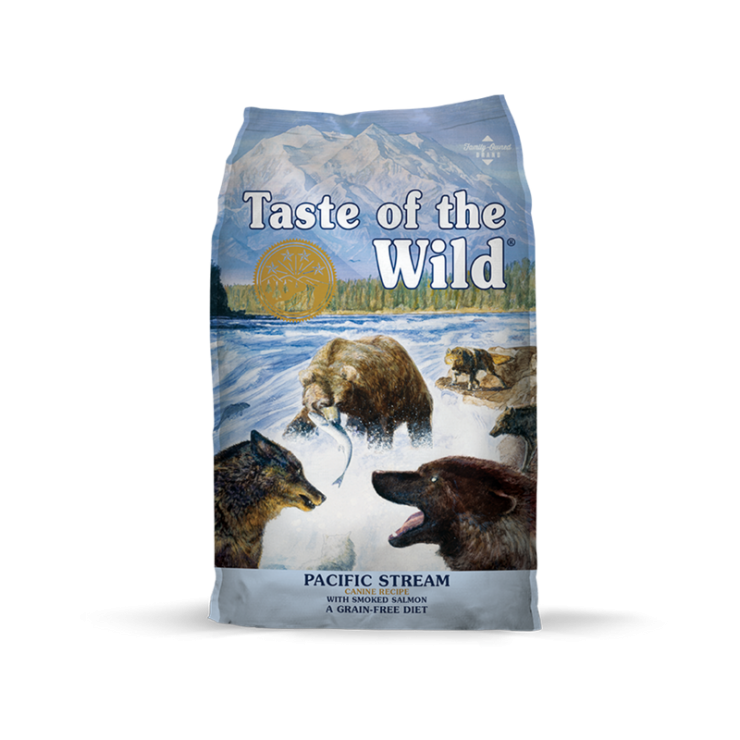 Taste of the Wild Pacific Stream Canine Recipe