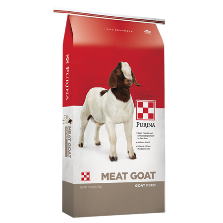 Purina Meat Goat