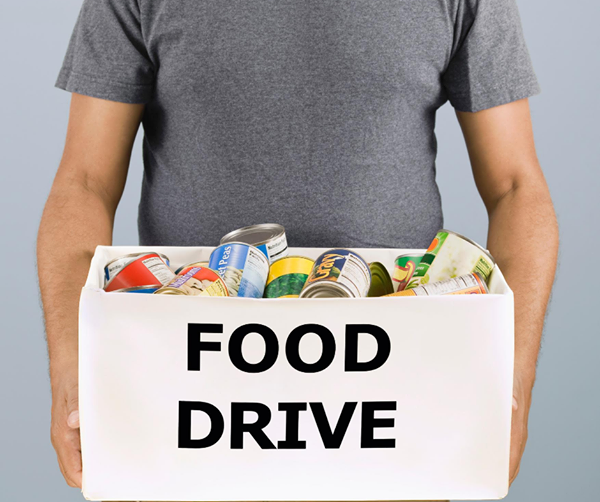 Food Drive at Cherokee Feed & Seed stores